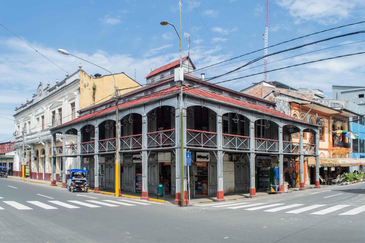 La Casa de Fierro de Iquitos - Macambo Hotel